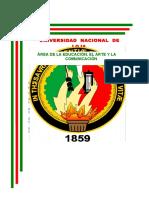 Propuesta de Intervención Contra La Agresividad 2014-Febrero 2015