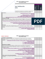 Compliance Program Assessment Template