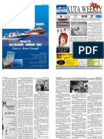 "Kuta Weekly-Edition 190 ""Bali""s Premier Weekly Newspaper"""