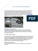 Fiber Reinforced Concrete – the Natural Choice for Durability and Strength