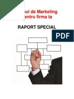 Planul de Marketing Pentru Firma Ta161215024416
