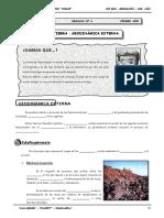 Guía Nº 4 - La Tierra - Geodinámica Externa.doc