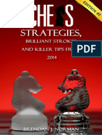 Chess Stratagies Brillaint Strokes and Tips 2014