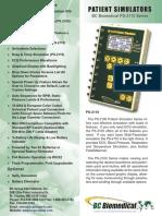 b Cps 2110 Data Sheet