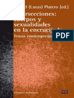 Interesecciones, Cuerpos y Sexualidades en La Encrucijada