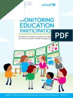 Monitoring Education Participation