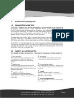 E00098 Posiflow Manual