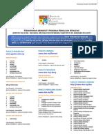 Senarai Penawaran Semester II Sesi 2016 2017 BM Februari 2017 11