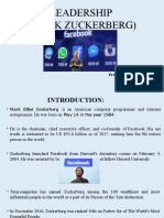 Facebook Ppt
