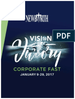 Vision to Victory Fasting Guide