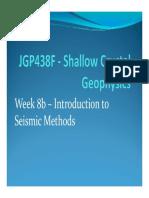 Introduction Seismic