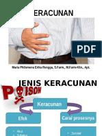 Toksikologi Klinik II