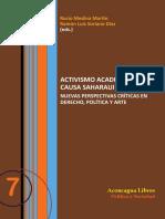 Activismo Académico en la Causa Saharaui