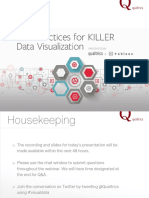 Best Practices for Killer Data Visualization