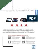 Lenovo ThinkPad X1 YOGA