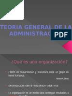 Introduccion a La Teoria General de La Administración