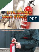 Utilizarea-stingatoarelor