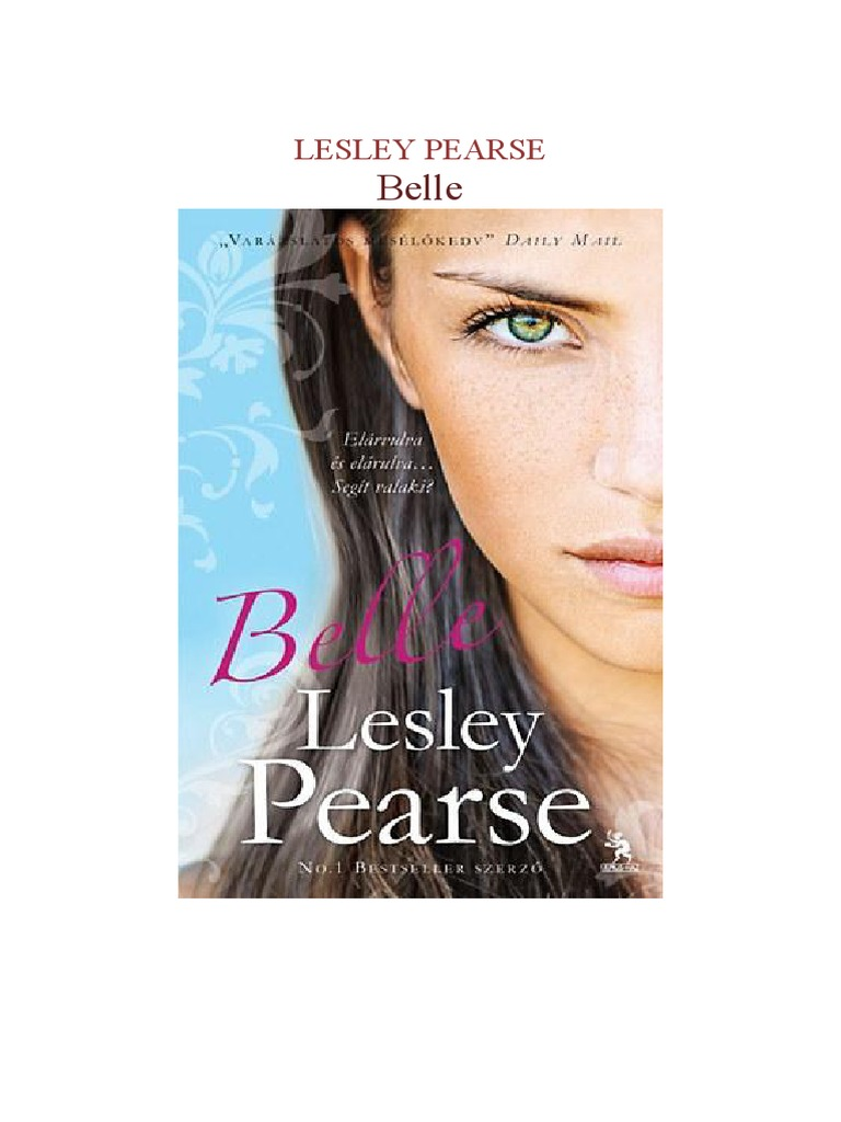 LesleyPearse Belle 8dd5c6c619