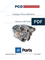 GM认证燃气发动机