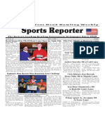 April 5 - 11, 2017  Sports Reporter