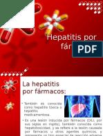 Hepatitis Por Fármacos
