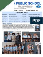Urunga Public Newsletter - Term 1 Week 11.pdf