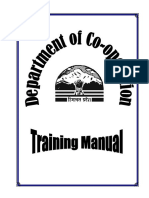 Training Manual Coops
