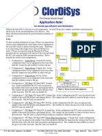 Application Note 25 Gas Distribution