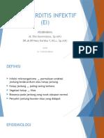 Endokarditis Infektif (Ei)