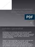 Scleroza tuberoasa