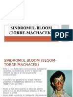 Sindromul Bloom