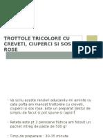 Trottole Tricolore