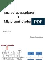 Aula 1 Microprocessadores