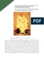 Les Gloires de Sri Purusottama Month
