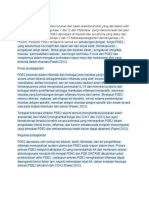 makalah Prostaglandin