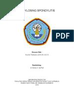 makalah Ankilosis-spondilitis