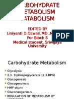 IT 6 - Katabolisme Karbohidrat - LIN