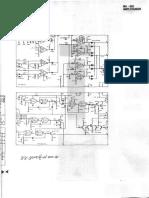 Cygnus Esquema Eletrico Amplificador Ma800