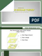 Teori Figure Ground by ROGER TRANCIK