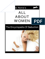All About Women the Encyclopedia of Seduction PDF EBook Download-FREE