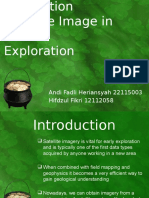 Application Satellite Image in Mineral Exploration