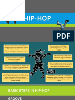 hip-hop ppt demo