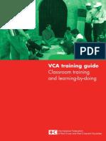 Vca Training Guide En