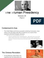 module 26 - lecture slides part 2