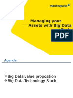 Managing your Assets with Big Data Tools