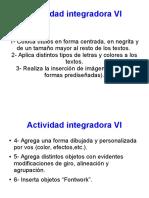 Actividad Integradora VI