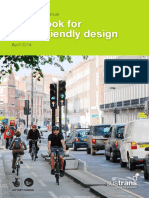 Sustrans Handbook for Cycle-friendly Design 11-04-14