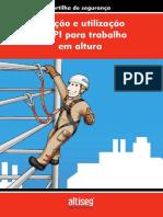 Cartilha _O Perigo Do Trabalho Em Altura