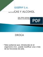Drogas y Alcohol