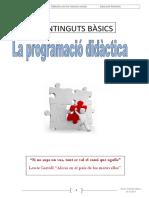 Programacio MEDI UAB